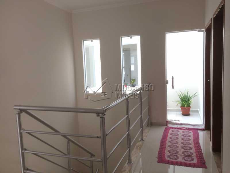 Acesso garagem - Casa em Condomínio 3 quartos à venda Itatiba,SP - R$ 1.200.000 - FCCN30330 - 11