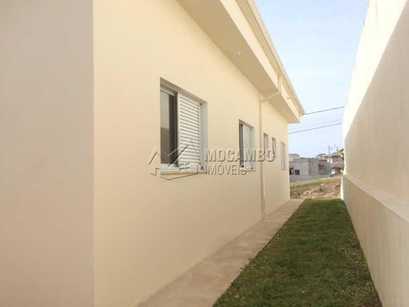 Corredor lateral - Casa em Condomínio 3 quartos à venda Itatiba,SP - R$ 1.200.000 - FCCN30330 - 19