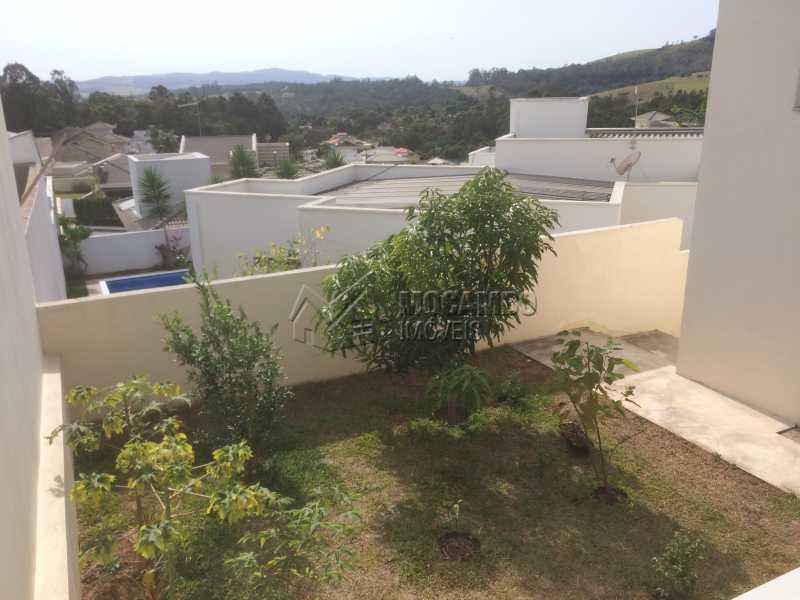 Quintal/Jardim - Casa em Condomínio 3 quartos à venda Itatiba,SP - R$ 1.200.000 - FCCN30330 - 24