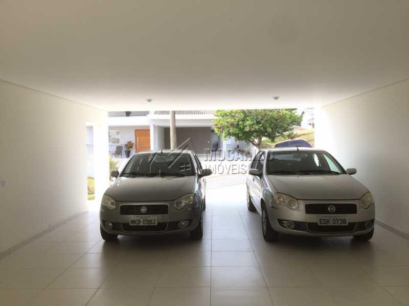 Garagem - Casa em Condomínio 3 quartos à venda Itatiba,SP - R$ 1.200.000 - FCCN30330 - 26