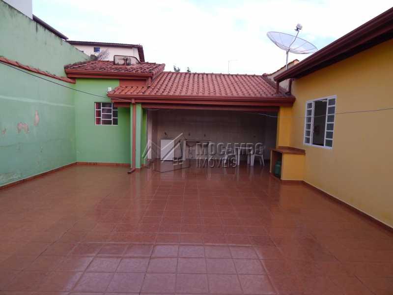 Quintal e area de Serviço - Casa Itatiba, Jardim México, SP À Venda, 2 Quartos, 120m² - FCCA20983 - 1