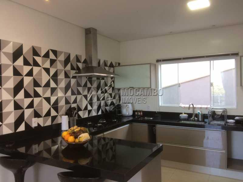 Cozinha - Casa em Condominio em condomínio À Venda - Condomínio Ville de France - Itatiba - SP - Jardim Nossa Senhora das Graças - FCCN30333 - 5