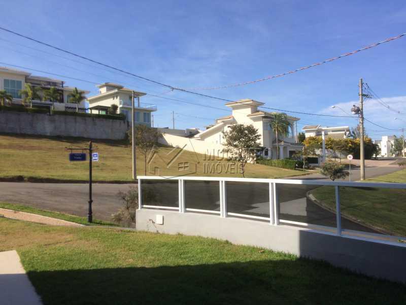 Vista sala - Casa em Condominio em condomínio À Venda - Condomínio Ville de France - Itatiba - SP - Jardim Nossa Senhora das Graças - FCCN30333 - 6