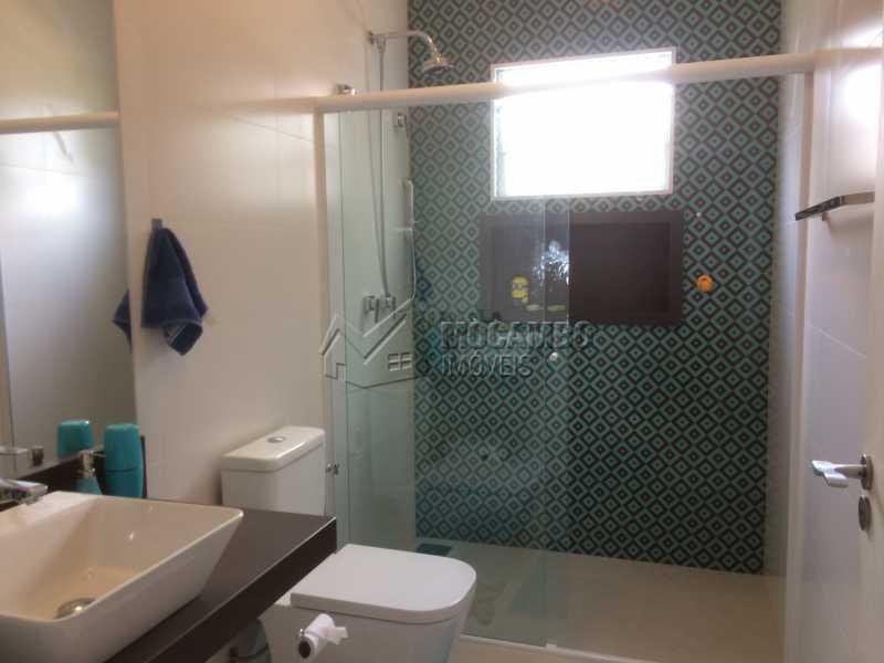 Banheiro social - Casa em Condominio em condomínio À Venda - Condomínio Ville de France - Itatiba - SP - Jardim Nossa Senhora das Graças - FCCN30333 - 15