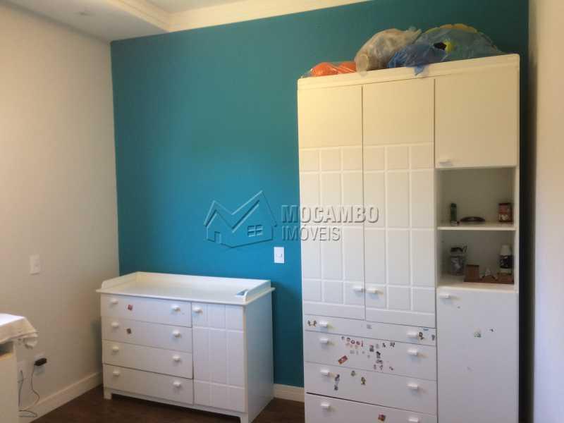 Dormitório - Casa em Condominio em condomínio À Venda - Condomínio Ville de France - Itatiba - SP - Jardim Nossa Senhora das Graças - FCCN30333 - 14