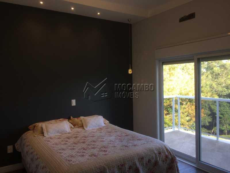 Suíte - Casa em Condominio em condomínio À Venda - Condomínio Ville de France - Itatiba - SP - Jardim Nossa Senhora das Graças - FCCN30333 - 9