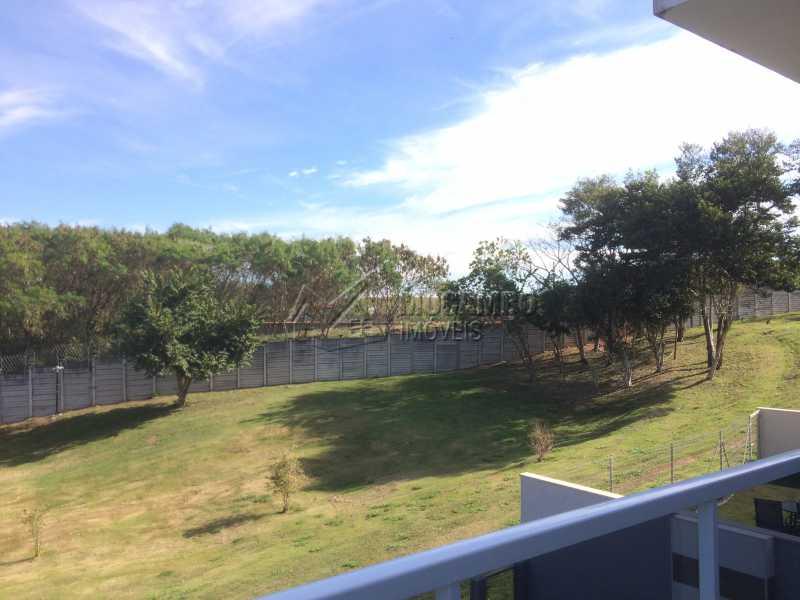 Varanda suíte - Casa em Condominio em condomínio À Venda - Condomínio Ville de France - Itatiba - SP - Jardim Nossa Senhora das Graças - FCCN30333 - 10