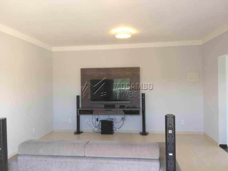 Sala TV/Home - Casa em Condominio em condomínio À Venda - Condomínio Ville de France - Itatiba - SP - Jardim Nossa Senhora das Graças - FCCN30333 - 22