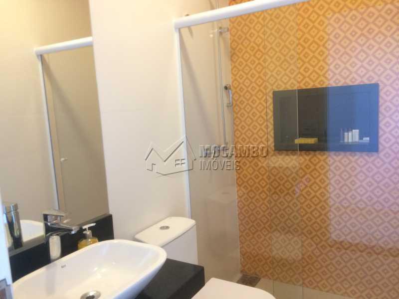 Banheiro Social - Casa em Condominio em condomínio À Venda - Condomínio Ville de France - Itatiba - SP - Jardim Nossa Senhora das Graças - FCCN30333 - 23