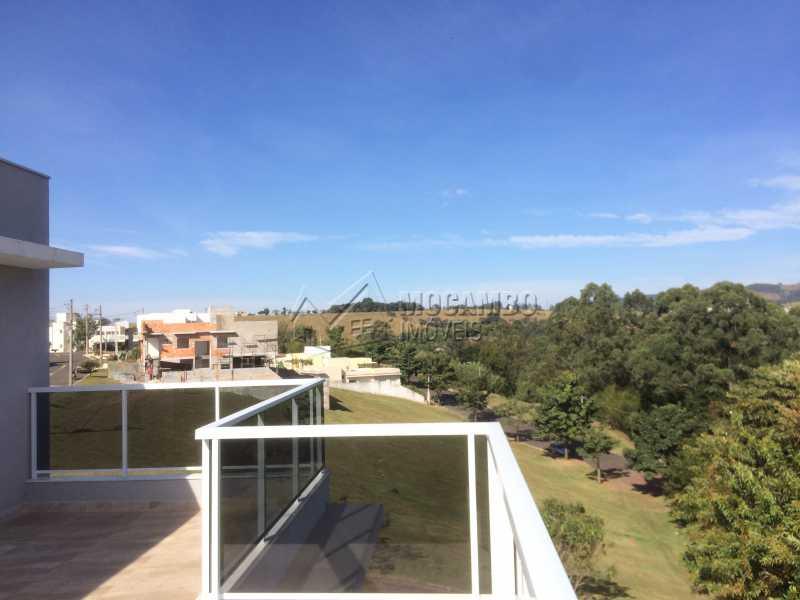 Terraço - Casa em Condominio em condomínio À Venda - Condomínio Ville de France - Itatiba - SP - Jardim Nossa Senhora das Graças - FCCN30333 - 24