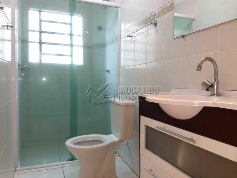 Banheiro Social - Apartamento 3 quartos para alugar Itatiba,SP - R$ 800 - FCAP30429 - 7