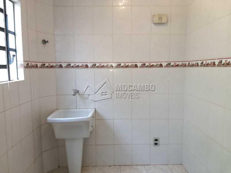 Área de Serviço - Apartamento 3 quartos para alugar Itatiba,SP - R$ 800 - FCAP30429 - 8