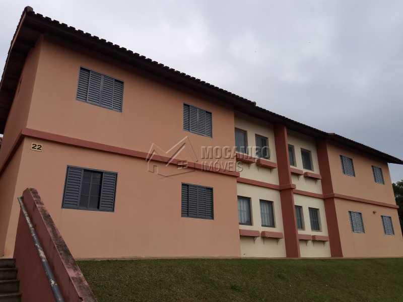Fachada - Apartamento 3 quartos para alugar Itatiba,SP - R$ 800 - FCAP30429 - 9