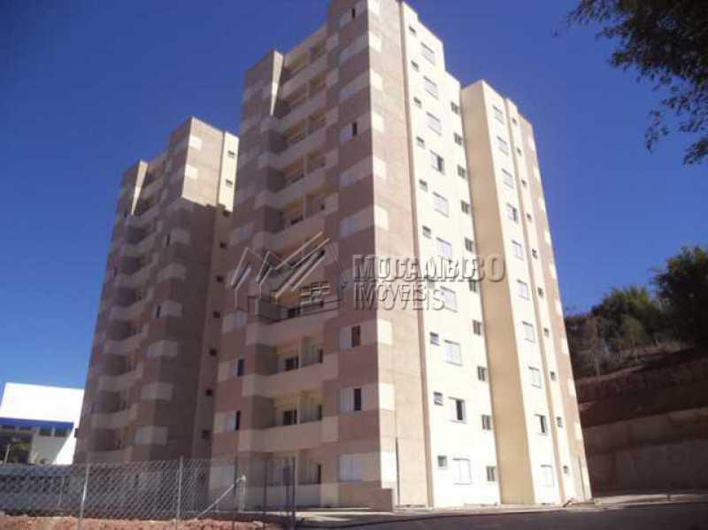 Fachada - Apartamento 2 Quartos À Venda Itatiba,SP - R$ 180.000 - FCAP20760 - 10