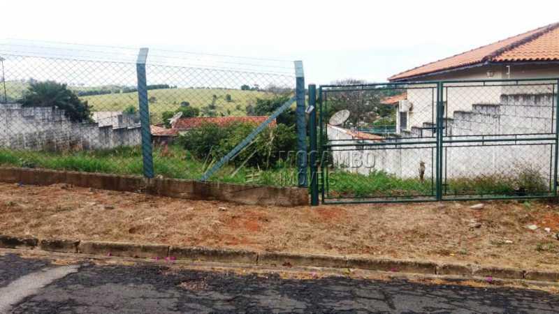 Fachada - Terreno 1000m² à venda Itatiba,SP - R$ 200.000 - FCUF01060 - 1