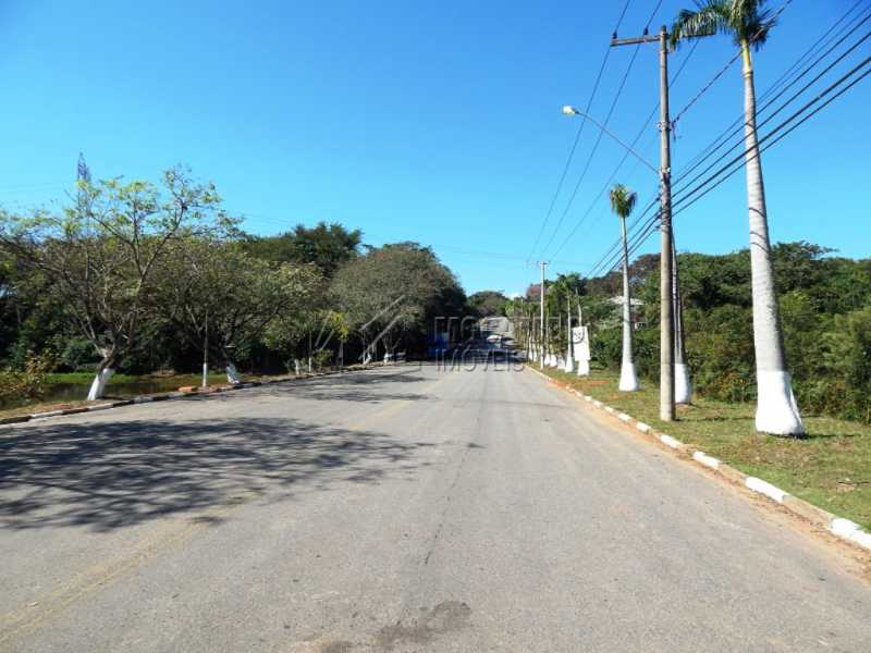 Vista rua principal do bairro - Terreno 1000m² à venda Itatiba,SP - R$ 200.000 - FCUF01060 - 9