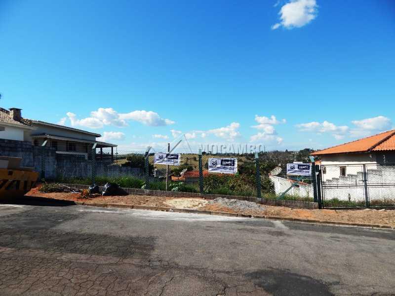 Fachado Terreno - Terreno Itatiba, Jardim Leonor, SP À Venda - FCUF01060 - 14
