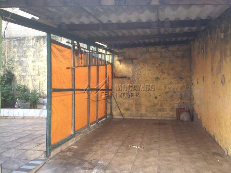 Quintal/Garagem - Casa À Venda - Itatiba - SP - Parque Tescarollo - FCCA20997 - 9