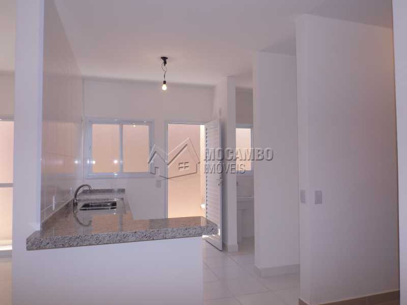 Cozinha - Casa em Condomínio 3 quartos à venda Itatiba,SP - R$ 730.000 - FCCN30337 - 6