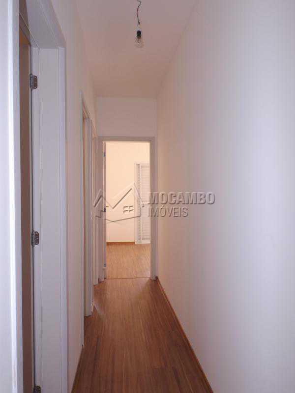 Corredor - Casa em Condomínio 3 quartos à venda Itatiba,SP - R$ 730.000 - FCCN30337 - 9