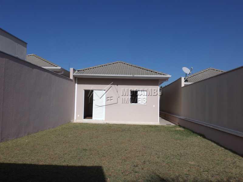 Quintal - Casa em Condomínio 3 quartos à venda Itatiba,SP - R$ 730.000 - FCCN30337 - 17