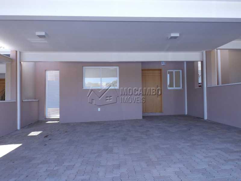 Fachada  - Casa em Condomínio 3 quartos à venda Itatiba,SP - R$ 730.000 - FCCN30337 - 20