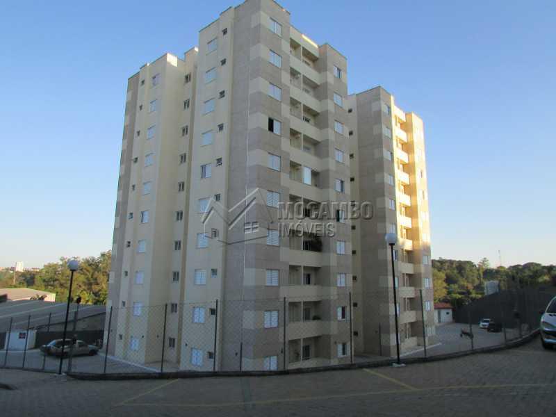 Fachada - Apartamento À Venda Itatiba,SP Bairro da Ponte - R$ 180.000 - FCAP00045 - 1