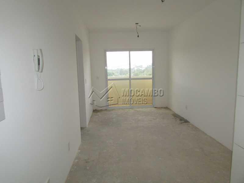 Sala dois ambientes - Apartamento À Venda Itatiba,SP Bairro da Ponte - R$ 180.000 - FCAP00045 - 5