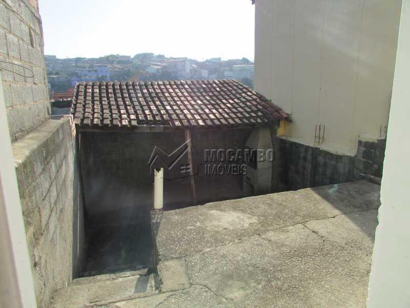 Quintal - Casa À Venda - Itatiba - SP - Loteamento Parque da Colina I - FCCA21006 - 5