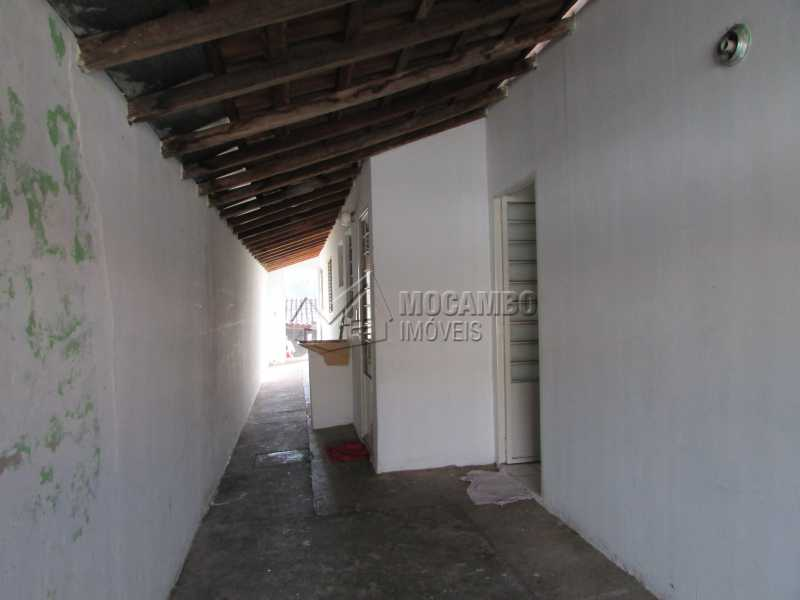 Quintal - Casa À Venda - Itatiba - SP - Loteamento Parque da Colina I - FCCA21006 - 12