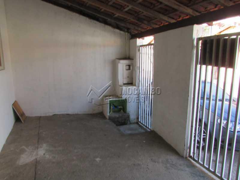 Garagem - Casa À Venda - Itatiba - SP - Loteamento Parque da Colina I - FCCA21006 - 13