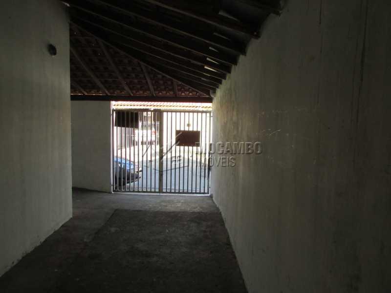 Garagem - Casa À Venda - Itatiba - SP - Loteamento Parque da Colina I - FCCA21006 - 14