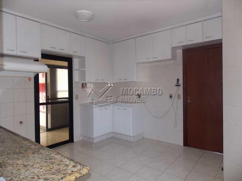 Cozinha - Apartamento 3 quartos à venda Itatiba,SP - R$ 650.000 - FCAP30434 - 4