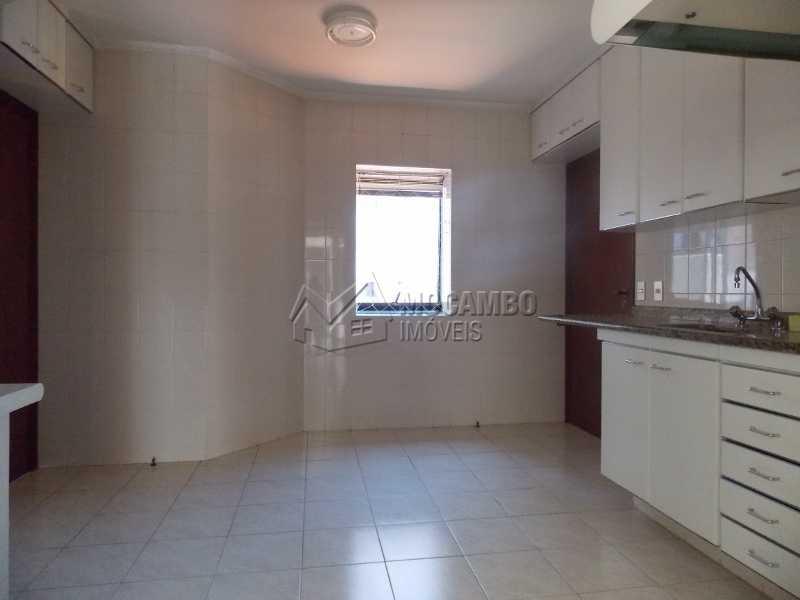 Cozinha - Apartamento 3 quartos à venda Itatiba,SP - R$ 650.000 - FCAP30434 - 5