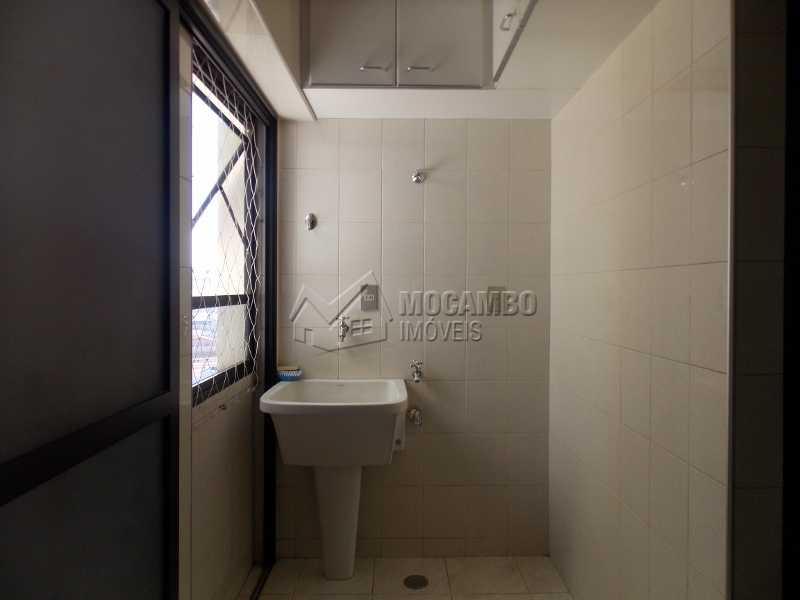 Área de serviço - Apartamento 3 quartos à venda Itatiba,SP - R$ 650.000 - FCAP30434 - 6