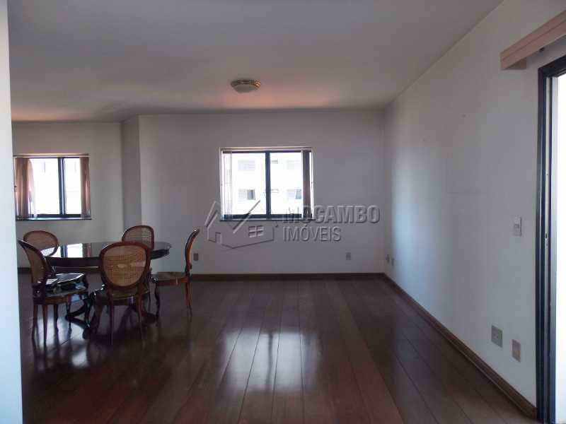Sala de estar - Apartamento 3 quartos à venda Itatiba,SP - R$ 650.000 - FCAP30434 - 1