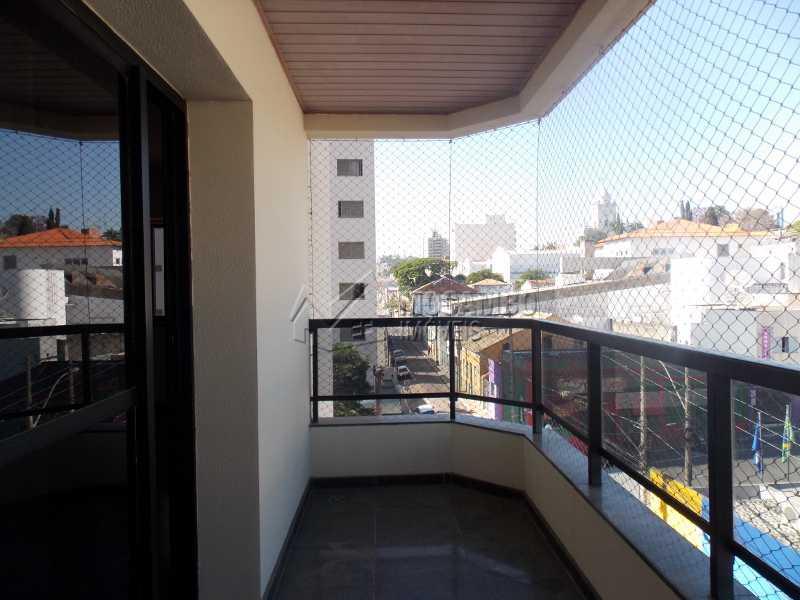 Varanda - Apartamento 3 quartos à venda Itatiba,SP - R$ 650.000 - FCAP30434 - 13