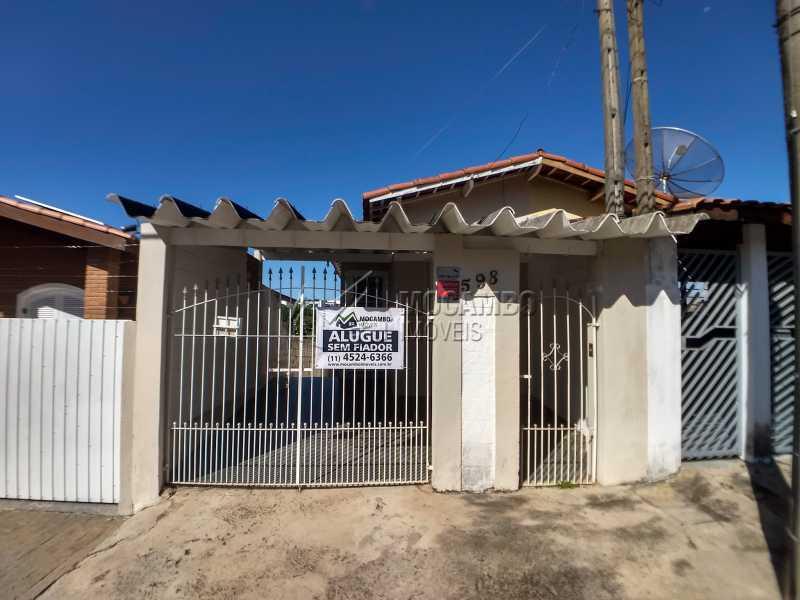 Fachada - Casa 2 quartos à venda Itatiba,SP - R$ 260.000 - FCCA21010 - 13