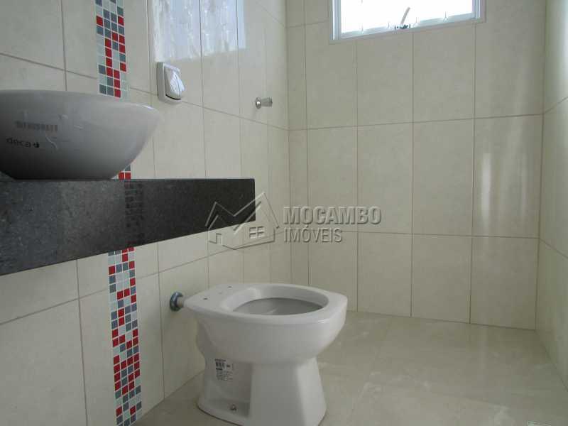 Banheiro Social  - Casa 2 quartos à venda Itatiba,SP - R$ 320.000 - FCCA21013 - 4