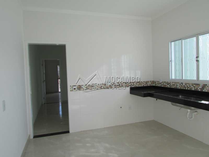 Cozinha  - Casa 2 quartos à venda Itatiba,SP - R$ 320.000 - FCCA21013 - 1