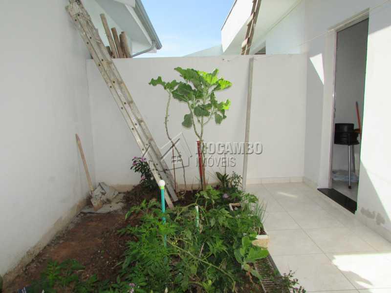 Quintal  - Casa 2 quartos à venda Itatiba,SP - R$ 320.000 - FCCA21014 - 10
