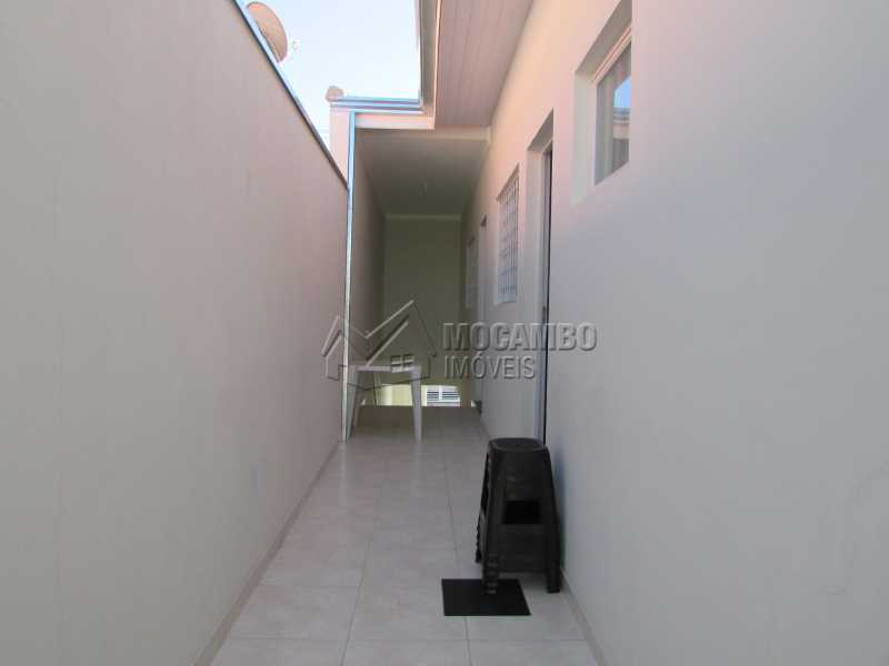Corredor - Casa 2 quartos à venda Itatiba,SP - R$ 320.000 - FCCA21014 - 1