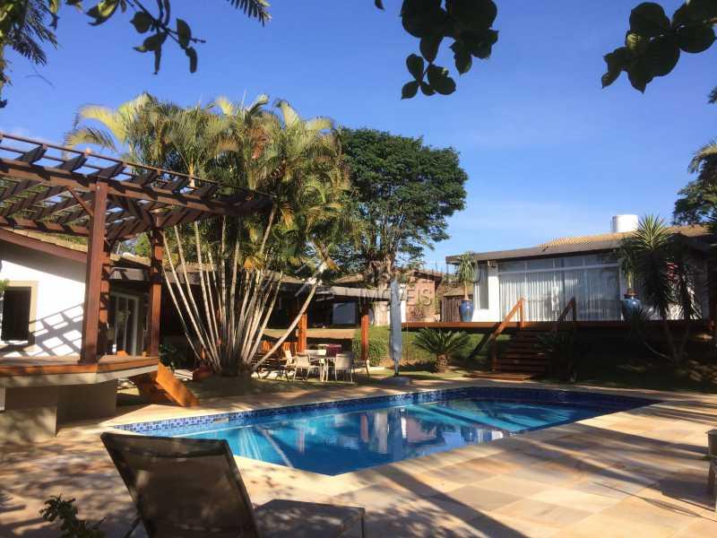 Área de lazer - Casa em Condomínio 5 Quartos À Venda Itatiba,SP - R$ 2.700.000 - FCCN50022 - 6