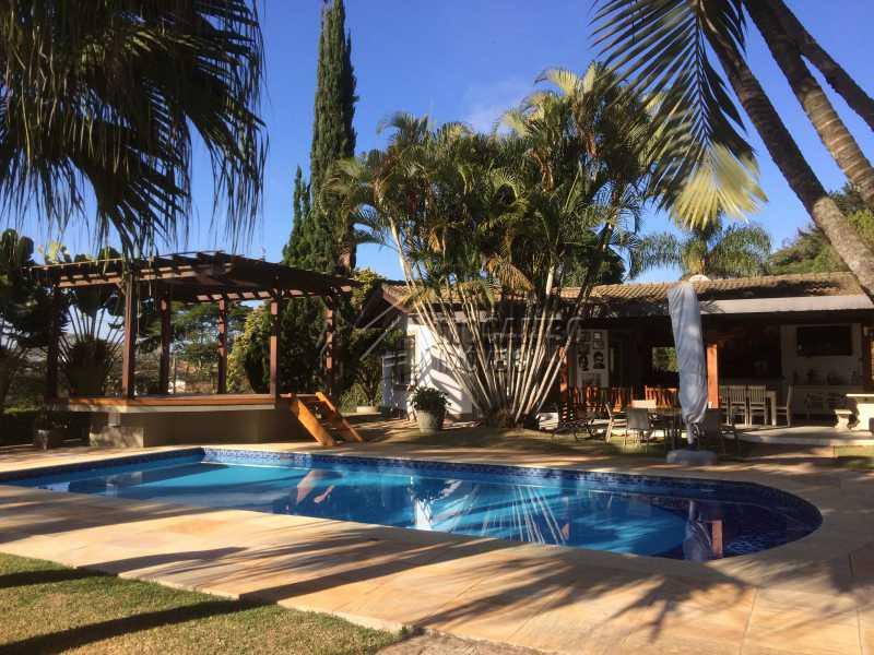 Área de lazer - Casa em Condomínio 5 Quartos À Venda Itatiba,SP - R$ 2.700.000 - FCCN50022 - 5