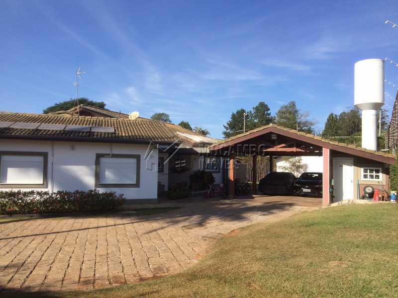 Garagem - Casa em Condomínio 5 Quartos À Venda Itatiba,SP - R$ 2.700.000 - FCCN50022 - 15