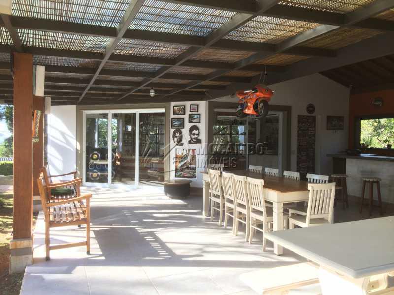 Espaço gourmet - Casa em Condomínio 5 Quartos À Venda Itatiba,SP - R$ 2.700.000 - FCCN50022 - 7