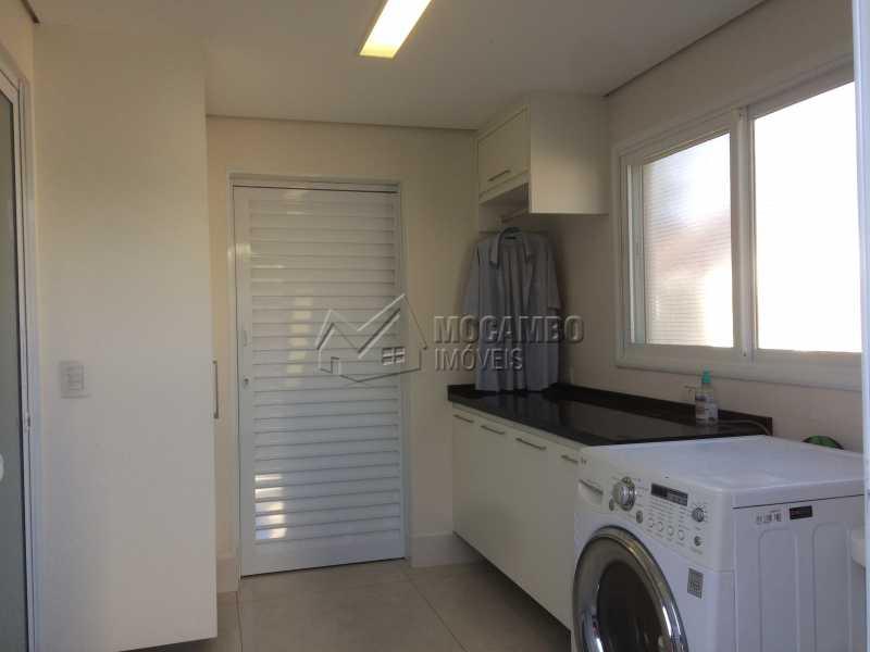 Lavanderia - Casa em Condomínio 5 Quartos À Venda Itatiba,SP - R$ 2.700.000 - FCCN50022 - 24