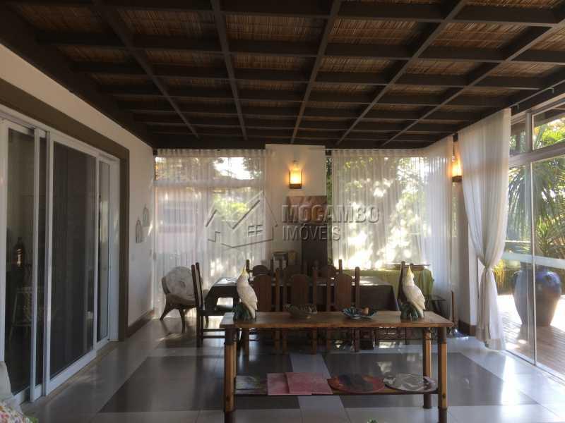 Sala estar - Casa em Condomínio 5 Quartos À Venda Itatiba,SP - R$ 2.700.000 - FCCN50022 - 18