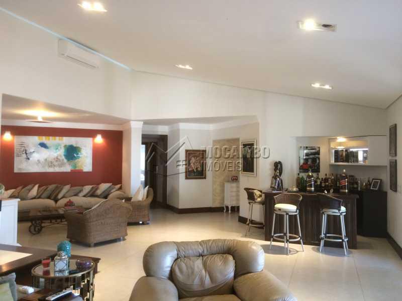 Sala  - Casa em Condomínio 5 Quartos À Venda Itatiba,SP - R$ 2.700.000 - FCCN50022 - 20