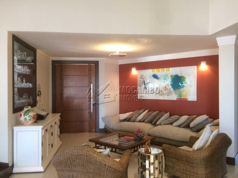 Sala - Casa em Condomínio 5 Quartos À Venda Itatiba,SP - R$ 2.700.000 - FCCN50022 - 21